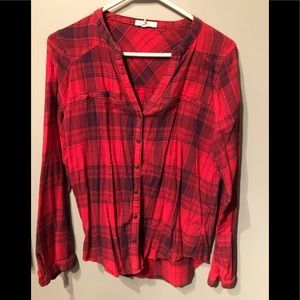 Maurice flannel shirt